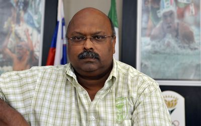 Sascoc CEO Tubby Reddy. Picture: SOWETAN