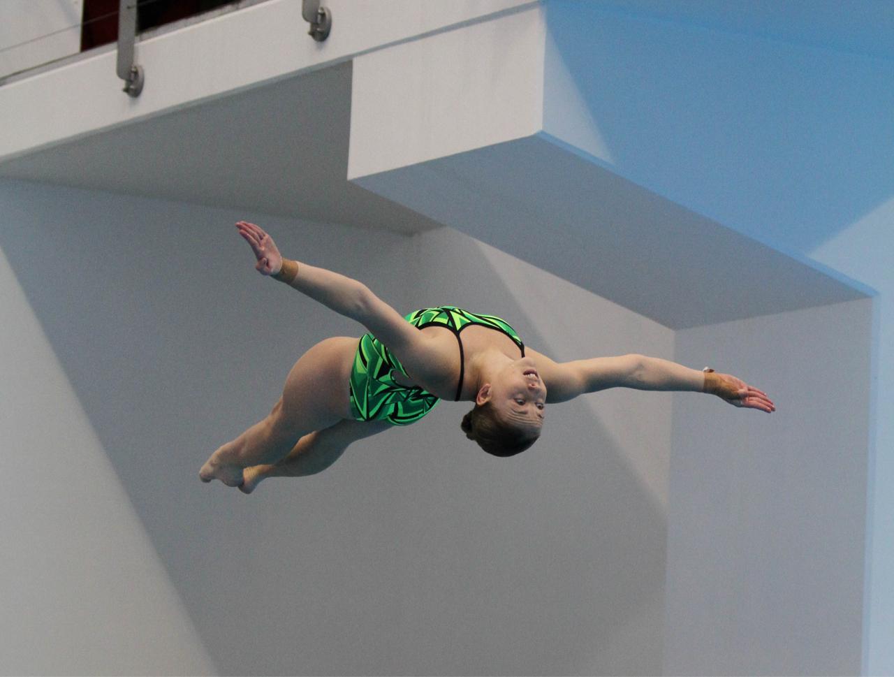 Diving 3