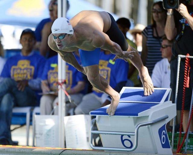 santa clara disability swim meet 2013