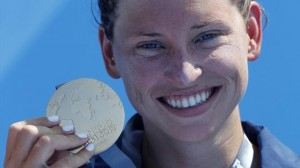 Haley Anderson : image Eurosport