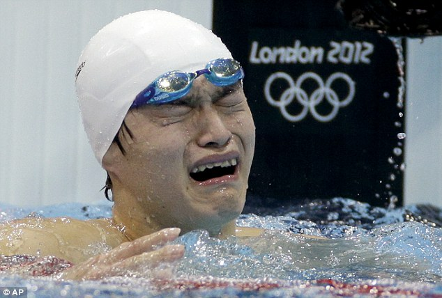 Best Home Cctv >> Sun Yang excluded from top-athlete voting | ZwemZa