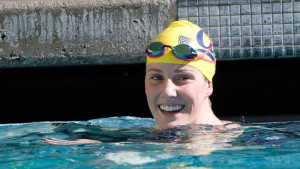 Missy Franklin  Courtesy: GoldenBearSports.com