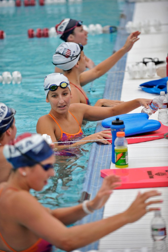 The importance of staying hydrated during swim training ...