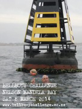 Africa's toughest swim – Nelson Mandela Bay