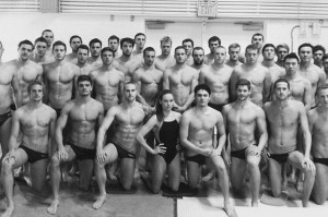Cal Men's Swimming and Diving Facebook