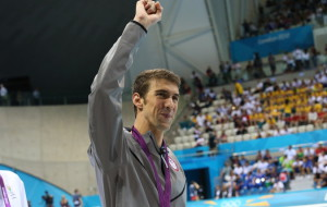 Michael Phelps won the men's 100-meter butterfly at the 2012 London Games for one of the 18 Olympic gold medals he has earned. (Doug Mills/The New York Times)