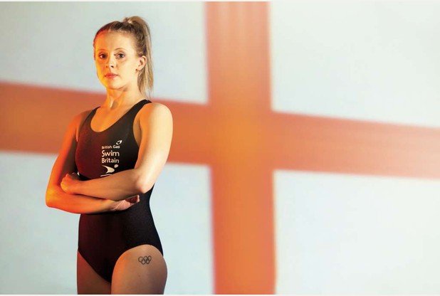 f8f383647002 Siobhan-Marie O Connor is hoping to represent Team England at the 2014  Commonwealth