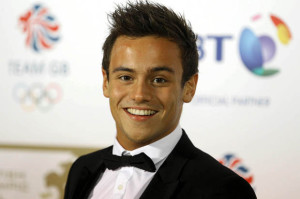 Tom Daley is eager to enter the Hollywood acting scene [PA]