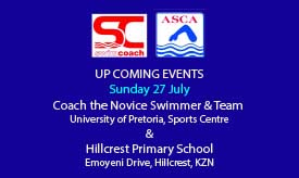 Swimcoach Clinics