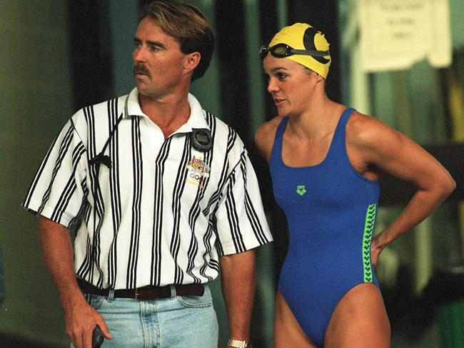 Former Australia swimming coach to stand trial on child sex charges