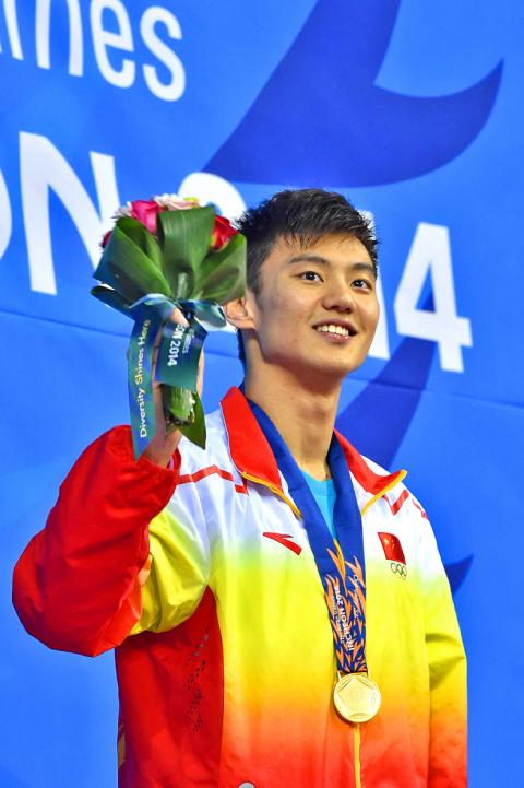 Zetao shines with new Asian record at national championships