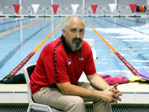 Besides working closely with the swimmers, Lopez hopes to conduct seminars and workshops to raise the standard of the coaching community here. (DON WONG)