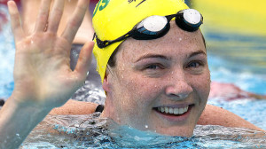 Cate Campbell (AAP)