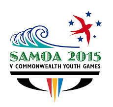 2015 Commonwealth Youth Games Samoa Logo