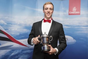 Swimmer Robbie Renwick named Scottish Sportsperson of the Year 2015