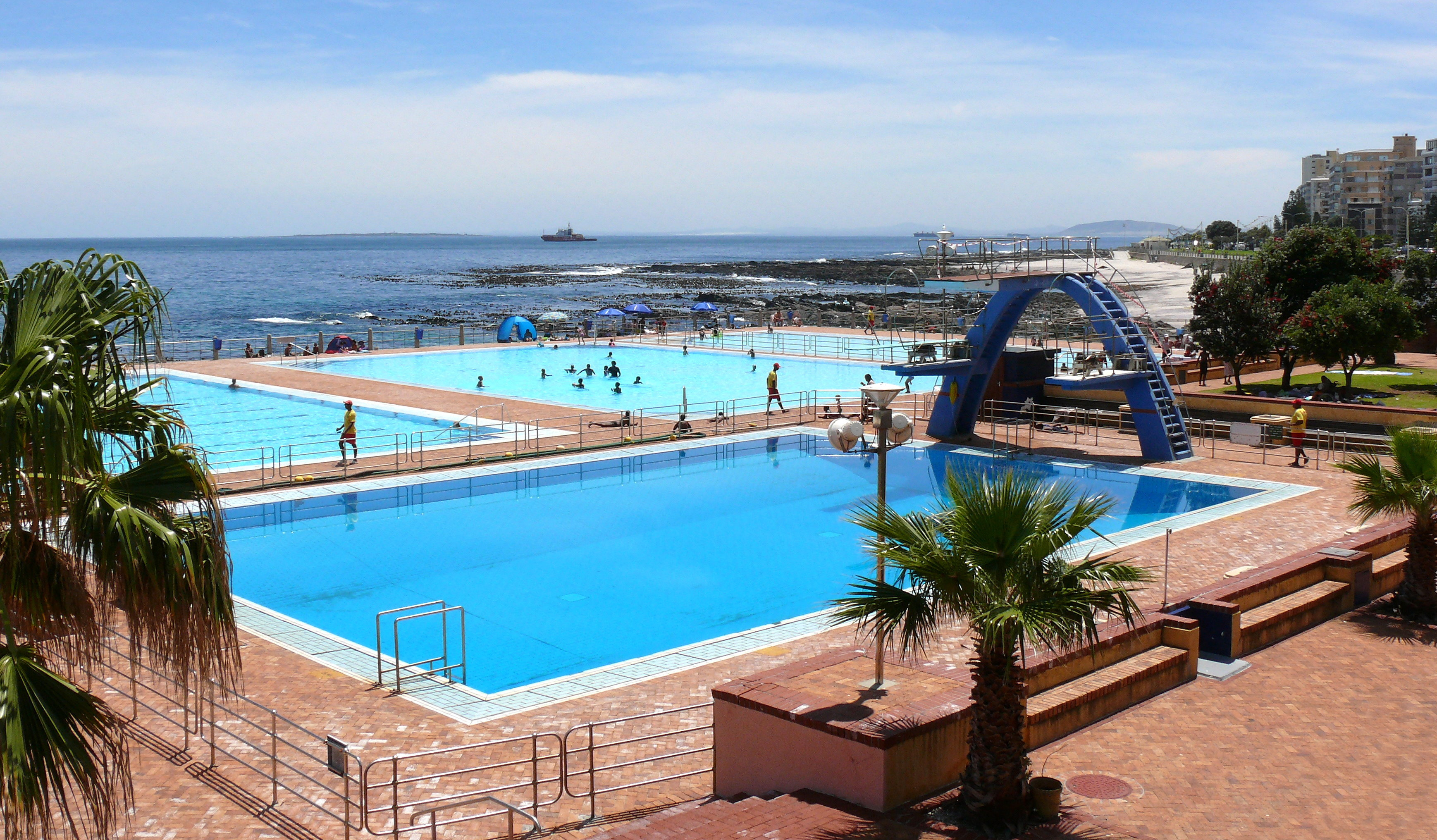 Cape Town Swimming Pools Will Keep It Cool This Holiday