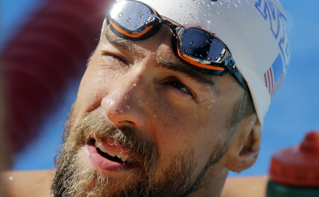Michael Phelps (baltimore sun)