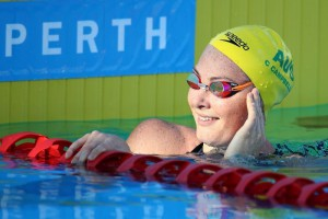 'Blown out of proportion' ... Cate Campbell. (Getty Images: Paul Kane)
