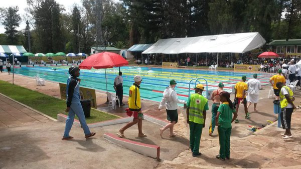 Bulawayo Swimming Pool