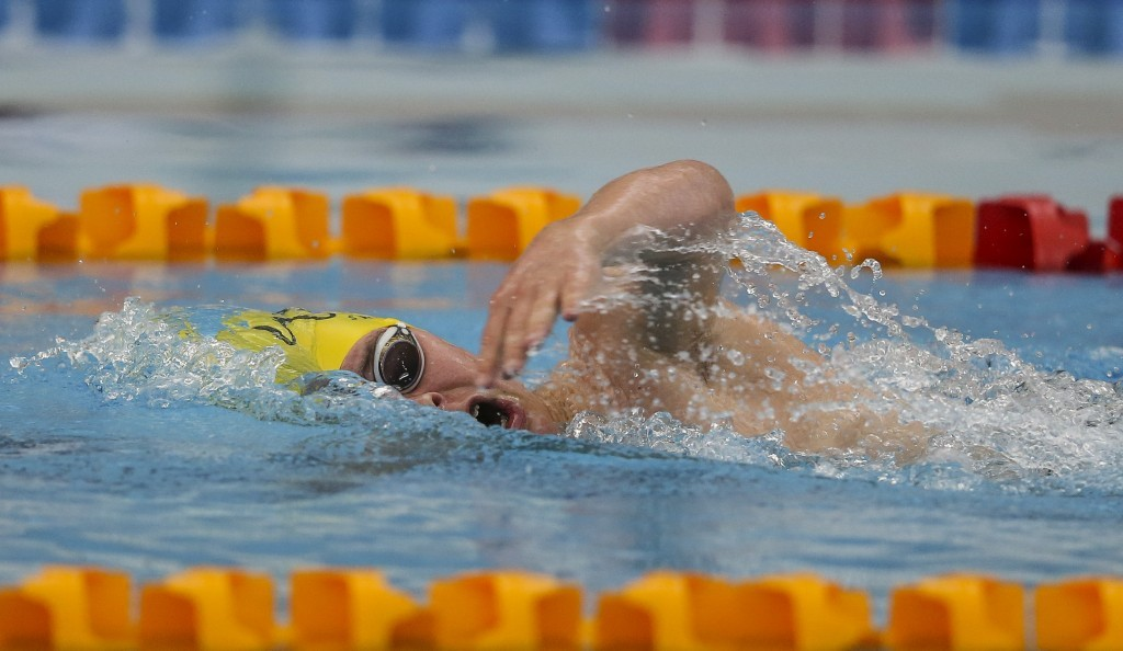 New Zealand Add 16 Year Old Mclean To Rio 2016 Paralympic Swimming Squad Zwemza