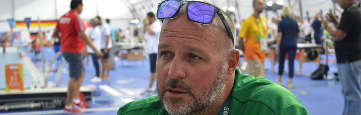 Graham Hill, South Africa Swimming Team Head Coach (fina)