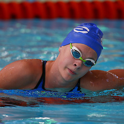 DURBAN, SOUTH AFRICA, February 6 2016 - Mariella Venter Women 100m LC Backstroke during Day 3 the secondÊleg of the 2016 South African Swimming Grand Prix series at the Kings Park Swimming Pool Durban South Africa. (Photo by Steve Haag) Images for social media must have consent from Steve Haag