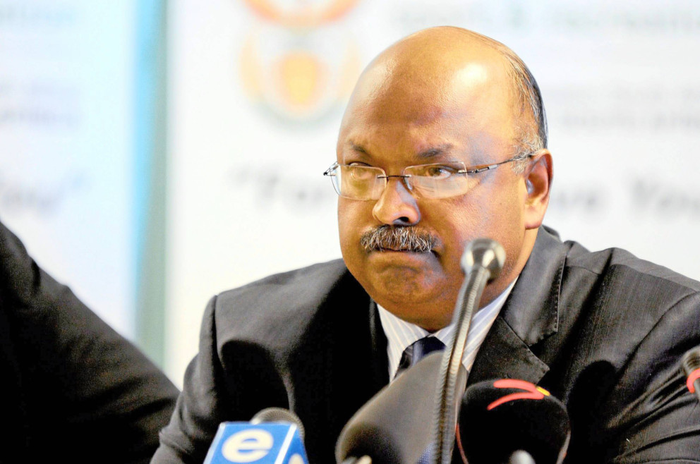 Tubby Reddy, chief executive of the South African Sports Confederation and Olympic Committee is confident. Picture: Sizwe Ndingane