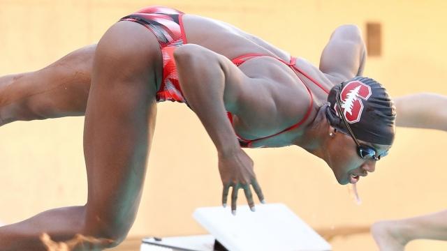 Simone Manuel (NCAA.com)