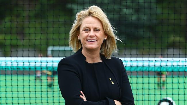 Danielle Roche has called for a culture change at the AOC and promised to resign from the Board of the ASC if elected President at the election on May 6 ©Danni Roche