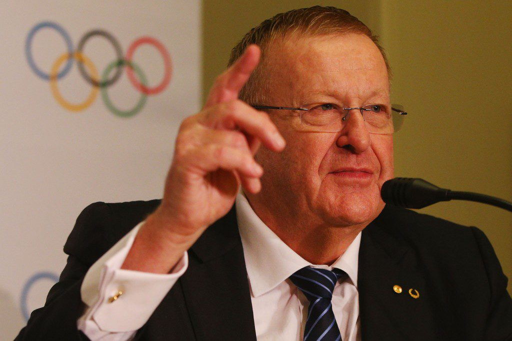 The allegations come in the build-up to the AOC Presidential election on May 6, where John Coates is being challenge by Olympic hockey gold medallist Danielle Roche ©Getty Images