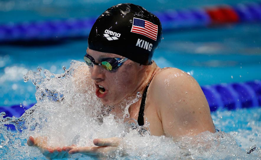 Lilly King (USA Swimming)