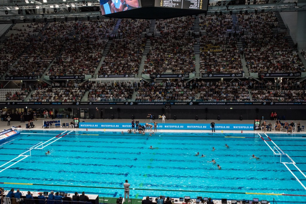 Swimming at the 2017 World Aquatics Championships