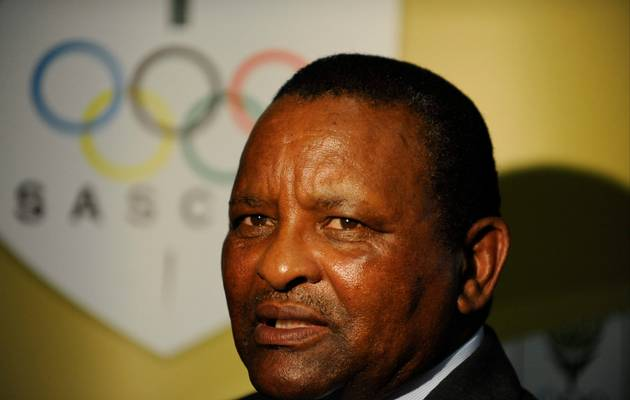 his is a major departure from the stringent standards Sascoc has set for Commonwealth and Olympic Games since Gideon Sam became Sascoc president in 2008. (Gallo Images)