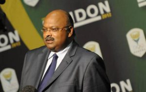 "Sascoc's annual salary bill stands at more than R14-million' but Reddy said this was necessary. ""If you don't have the administration to run your affairs' you're wasting your time."" (Lefty Shivambu / Gallo Images)"
