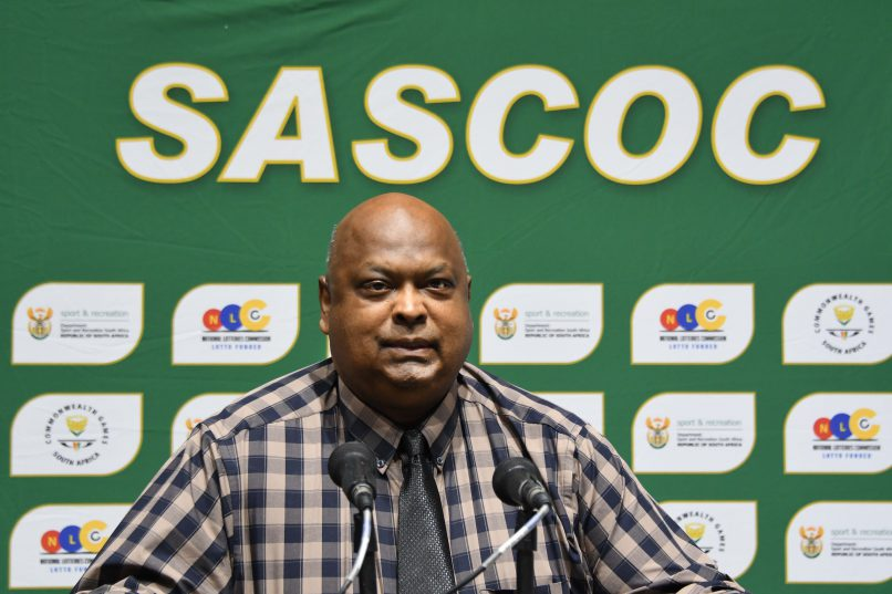 Tubby Reddy, suspended CEO of Sascoc. Photo: Wessel Oosthuizen/Gallo Images.