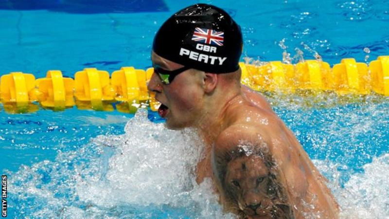 Adam Peaty now holds three of the top 10 times in the world for the 50m breaststroke (Getty Images)