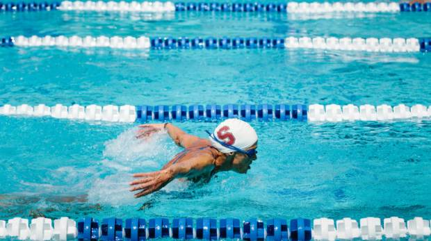 Daniela Barnea, a champion swimmer in the 70- to 74-year-old age group (NYT)