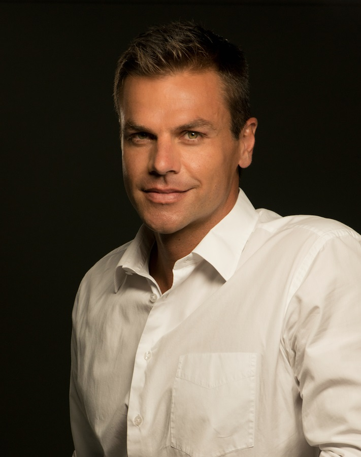 Ryk Neethling was named CEO of the Princess Charlene of Monaco foundation. (Princess Charlene of Monaco foundation)