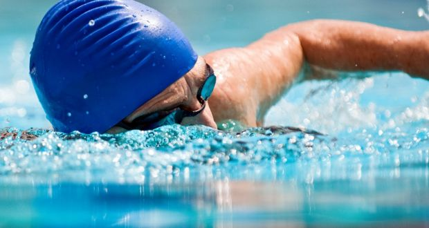 Members say the coach addressed senior squad swimmers at the club on August 28th, the date the suspension was due to come into effect. Photograph: Getty Images