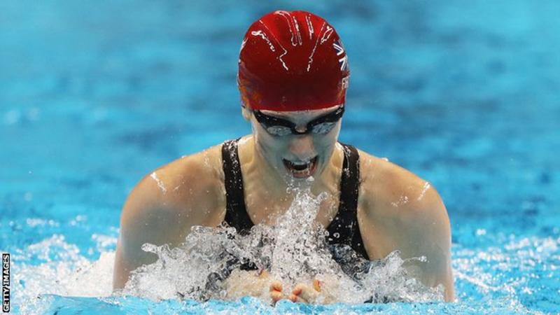 Britain's four-time Paralympic champion Bethany Firth had already been forced to withdraw through injury