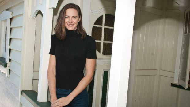 New vision: Life away from the pool has been good for Cate Campbell but now she's ready to take care of business. Photo: Robert Shakespeare