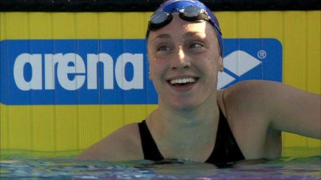Lizzie Simmonds (BBC Sport)