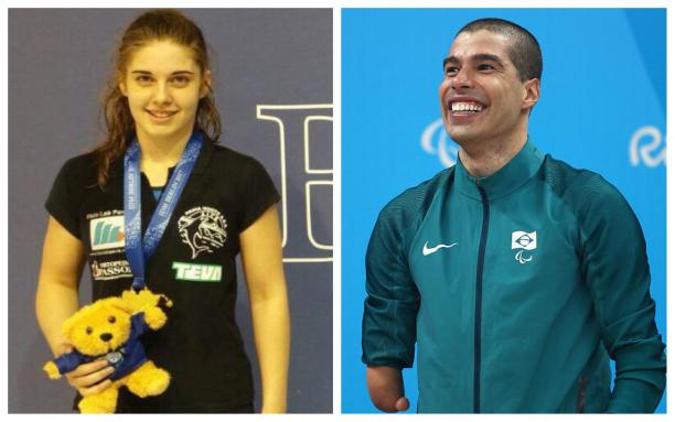 Italy's Monica Boggioni and Brazil's Daniel Dias have won the first World Para Swimming World Series titles (IPC)