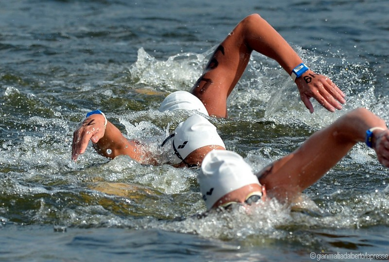 Learn all about open water swimming