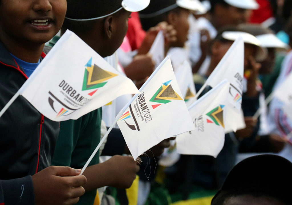 Durban was stripped of the right to host the 2022 Commonwealth Games ©Getty Images