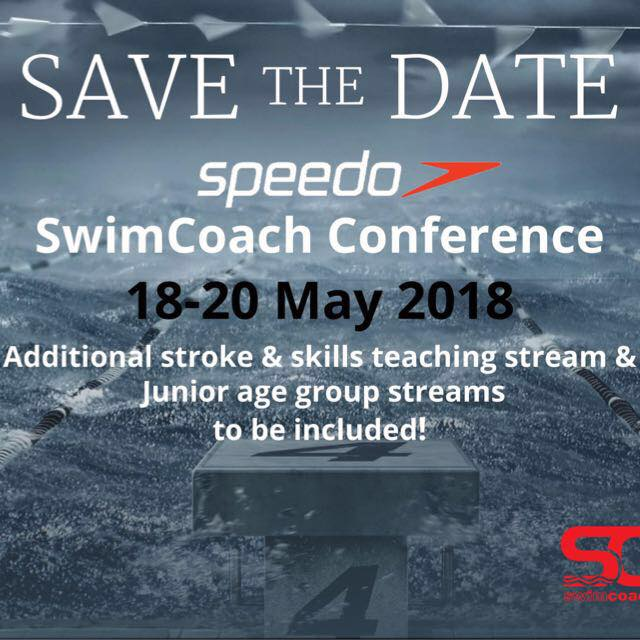 2018 Speedo Swim Coach Conference