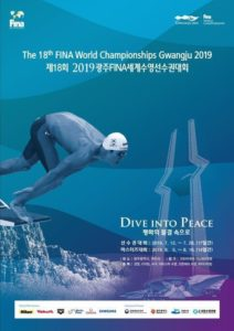 18th Fina World Championships Gwangju 2019
