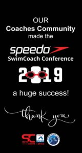 2019 Speedo Swim Coach Conference