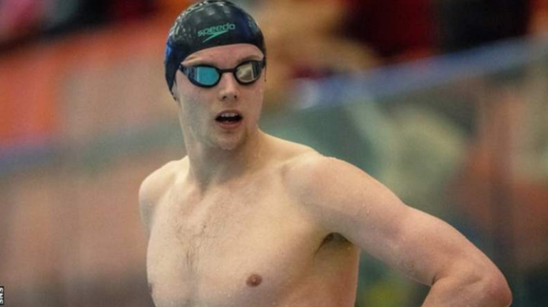 Zoom-bombed: National swimming organization red-faced
